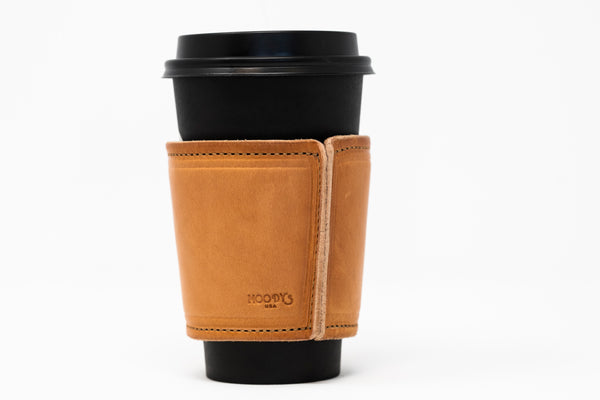 Coffee Koozie - Moody's Leather Co.