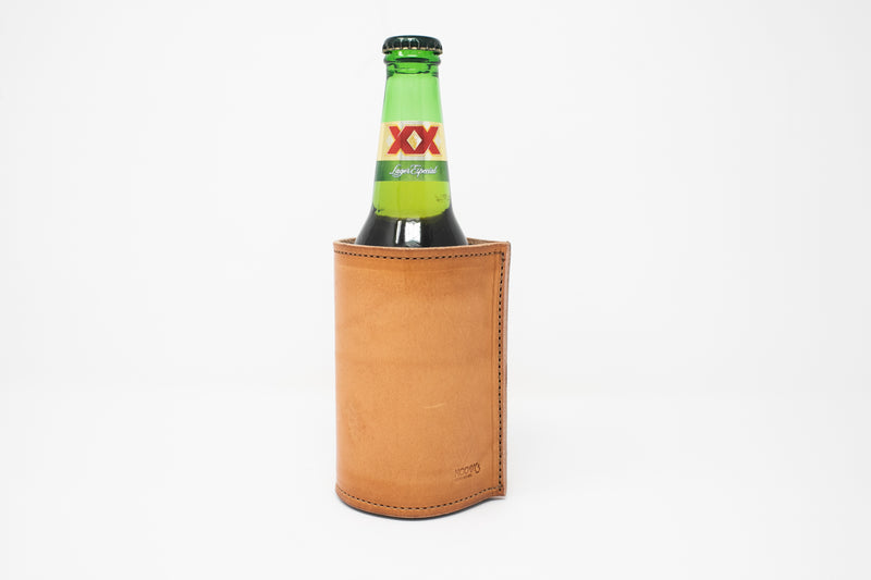 Bottle Koozie - Moody's Leather Co.