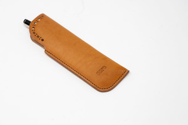Leather Pen Sleeve - Moody's Leather Co.