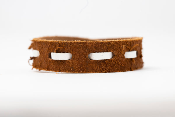 Buck Stitched Cuff (Set of 3) - Moody's Leather Co.