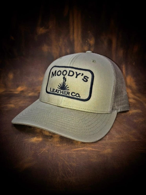 Trucker Cap - Moody's Leather Co.