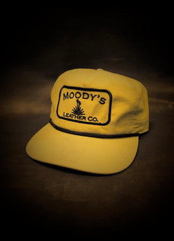 Rope Cap - Moody's Leather Co.