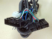 Wire Harness for Lifting Equipment