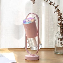 Load image into Gallery viewer, 2019 creative desktop mini mute night light atomization aromatherapy portable home humidifier