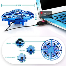 Load image into Gallery viewer, Christmas present-2019 New Mini Drone Quad Induction Levitation UFO