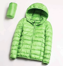 Load image into Gallery viewer, Unisex Ultra-Light Packable Down Jacket