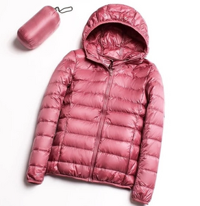 Unisex Ultra-Light Packable Down Jacket