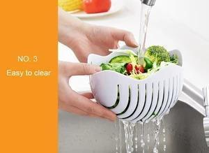 60-Second Salad Cutter Bowl (Buy 2 Get Free Shipping) - CozyBuy