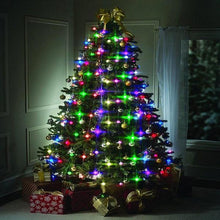 Load image into Gallery viewer, LED Christmas Tree Lights - Star Shower Tree Dazzler Lights - Christmas Tree Decoration