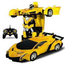 Load image into Gallery viewer, Transformer Car - Transforming RC Car