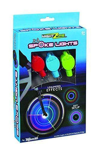 Toysmith Nightzone Spoke Lights