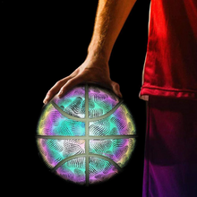 Load image into Gallery viewer, [FREE SHIPPING]Amazing Holographic Glowing Reflective Basketball