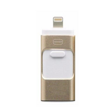 Load image into Gallery viewer, iPhone Memory Extender (3-in-1 USB drive for iPhone)