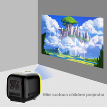 Load image into Gallery viewer, Mini Projector Led 1080P HD