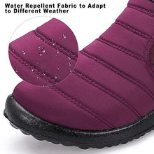 Load image into Gallery viewer, Unisex Waterproof Ankle Snow Boots