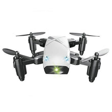 Load image into Gallery viewer, Foldable Mini RC Drone Test Warehouse Geek white no camera