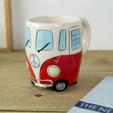 Load image into Gallery viewer, Inspire Uplift Coffee Mug Red Road Trip Coffee Mug