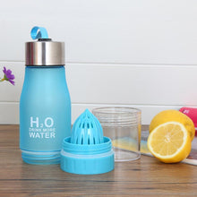 Load image into Gallery viewer, Inspire Uplift Home & Kitchen H2O Fruit Infusion Water Bottle