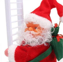 Load image into Gallery viewer, Climbing Santa Claus