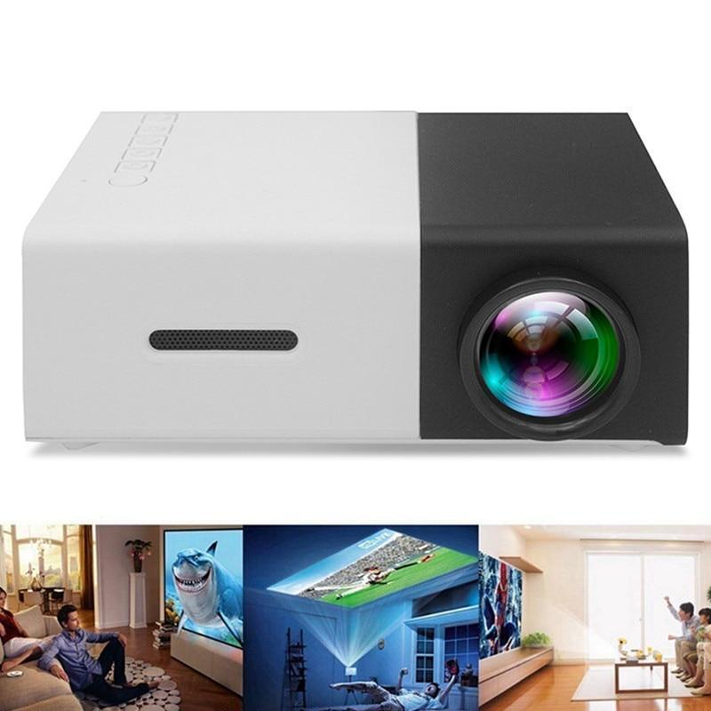 Home Theatre Mini Projector
