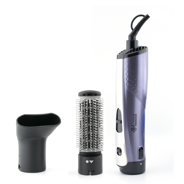 HB-8382C Hair Styler With 2 Attachments