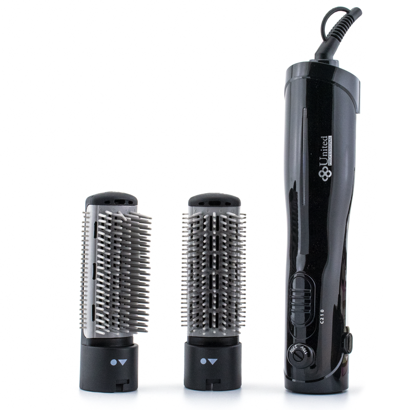HB-8422E Hair Styler With 2 Attachments