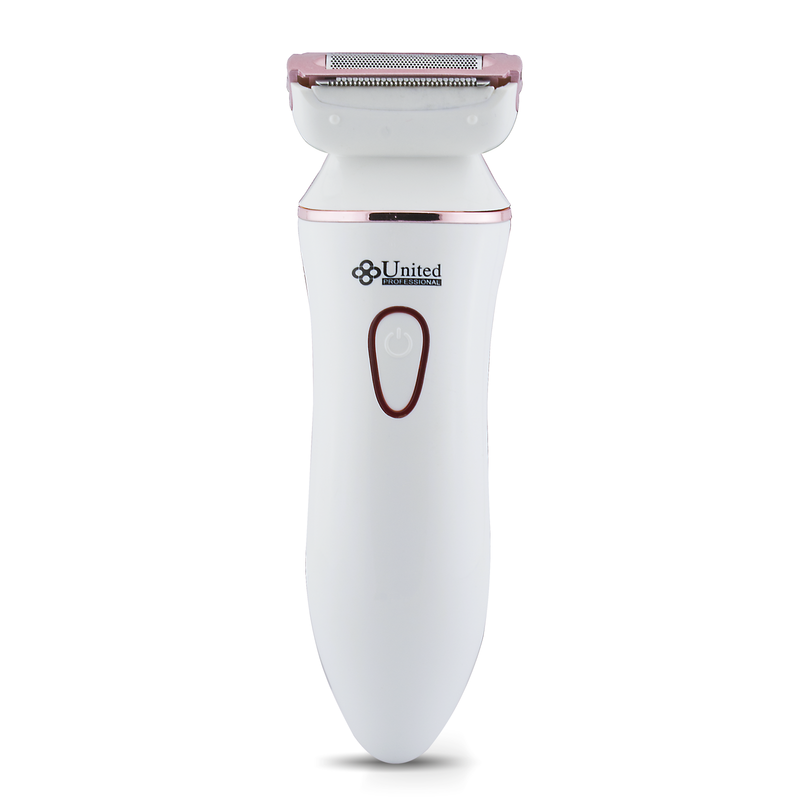 UN-3613A 4-IN-Lady Shaver & Facial Brush