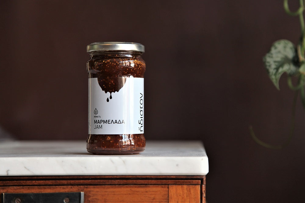 Idiston Fig Jam 380g
