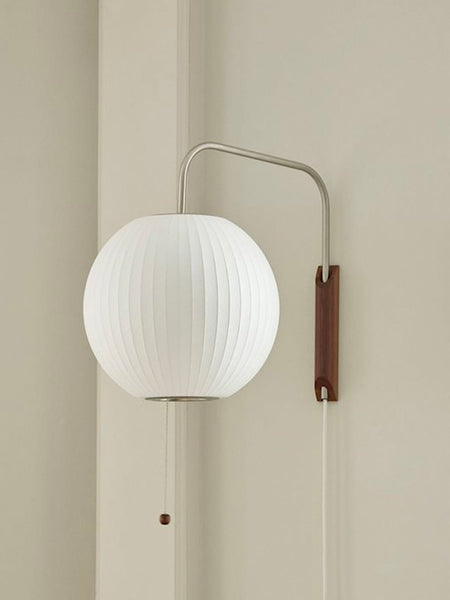 HAY væglampe Nelson Ball Wall Sconce Cabled