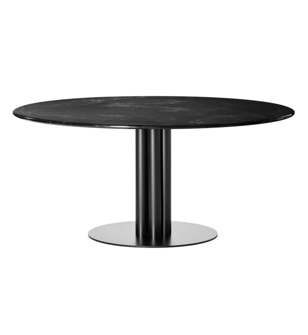 Louise Roe Bord, Round About Table, Sort Marmor - Ø160 H74