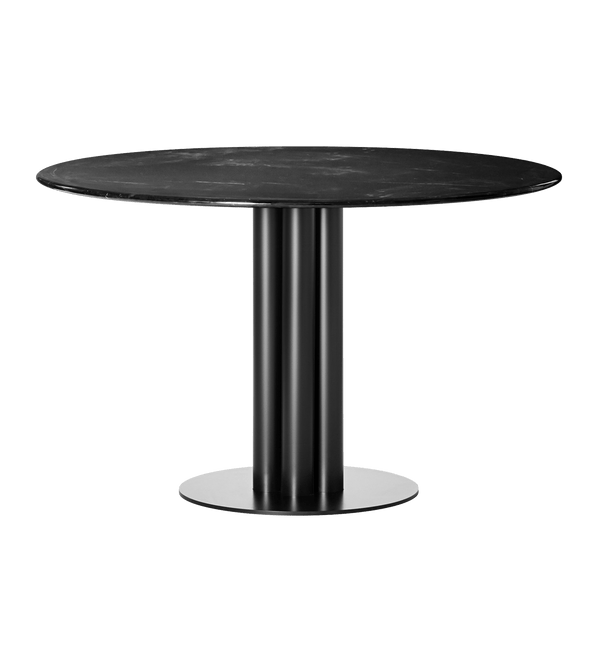 Louise Roe Bord, Round About Table, Sort Marmor - Ø120 H74
