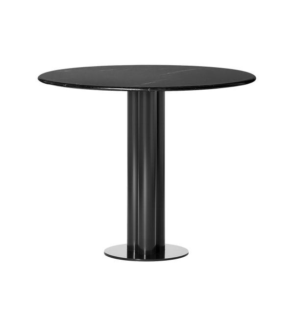 Louise Roe Bord, Round About Table, Sort Marmor - Ø90 H74