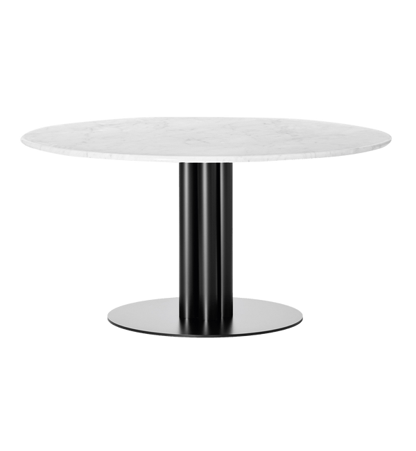Louise Roe Bord, Round About Table, Hvid Marmor - Ø140 H74