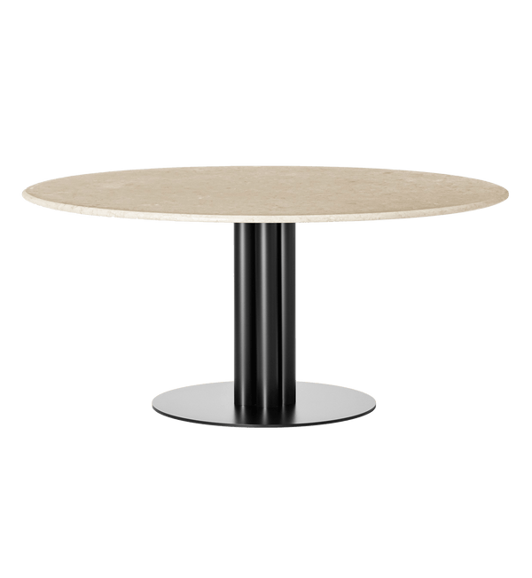 Louise Roe Bord, Round About Table, Sunny Beige Marmor - Ø160 H74