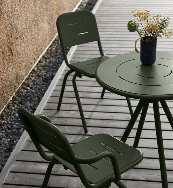 WOUD Cafestol, Ray, Dark Green - 45x55xH80