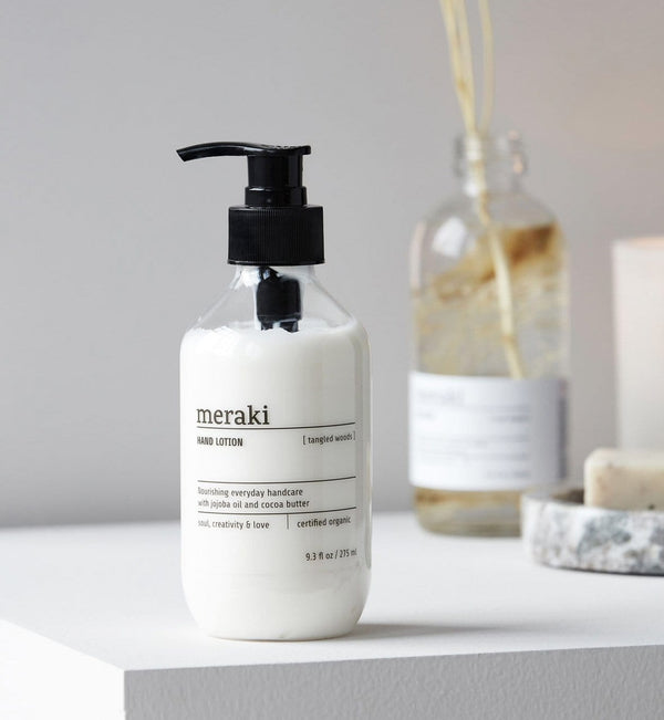 Meraki Hånd Lotion, Tangled Woods, 275 ML