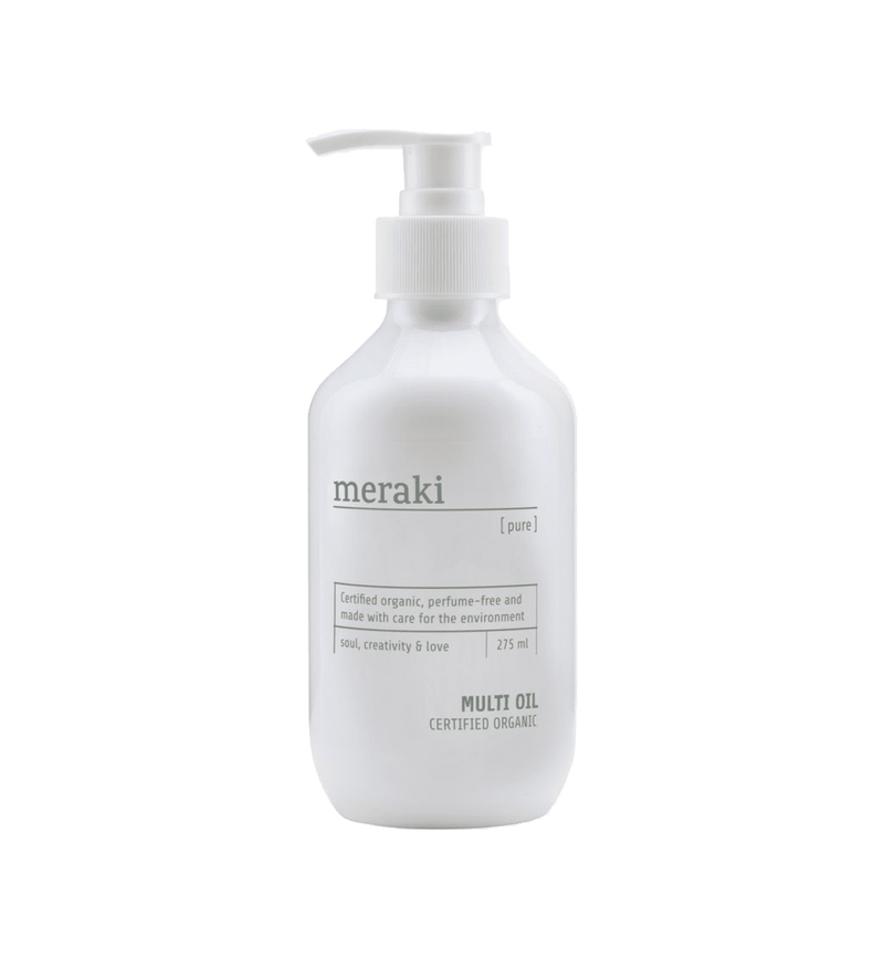 Meraki Multi Olie - Pure 275 ML