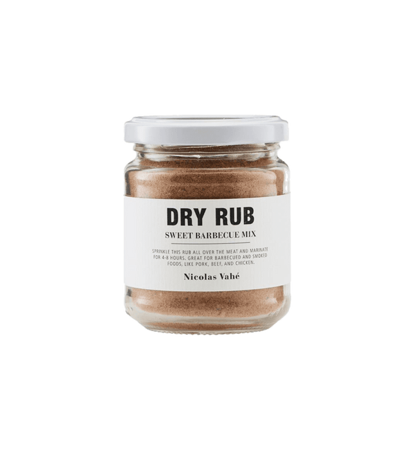 Nicolas Vahé Dry Rub, Sweet Barbecue Mix