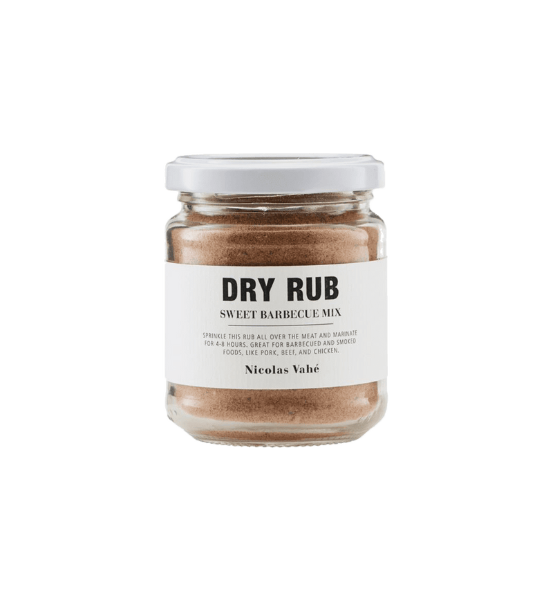 Nicolas Vahé Dry Rub, Sweet Barbecue Mix | Stori