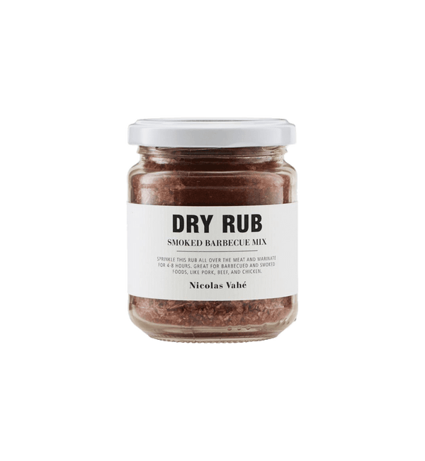 Nicolas Vahé Dry Rub, Smoked Barbecue Mix