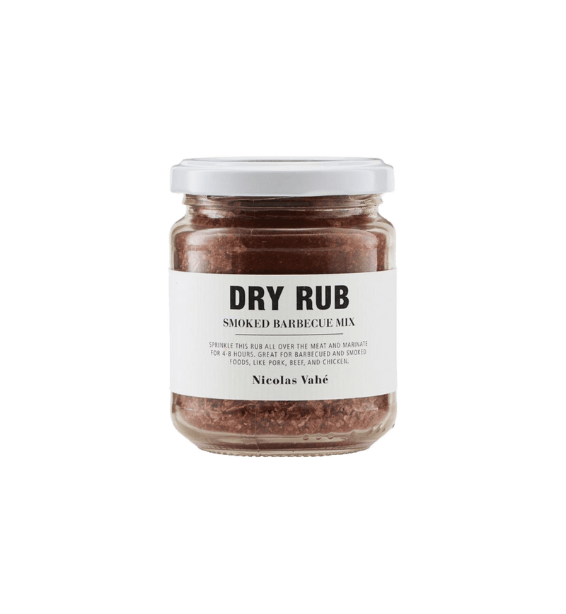 Nicolas Vahé Dry Rub, Smoked Barbecue Mix | Stori