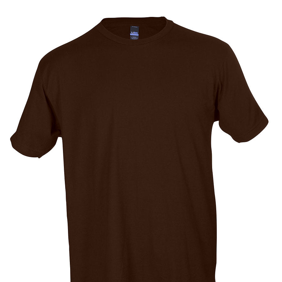 Tultex 202 Adult Crew-Brown