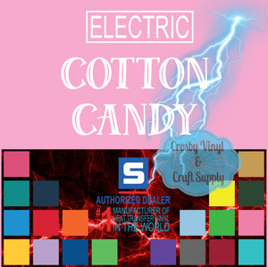 Fashion Film-Electric Cotton Candy