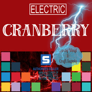 Fashion Film-Electric Cranberry