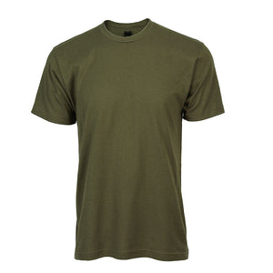 Tultex 202 Adult Crew-Military Green