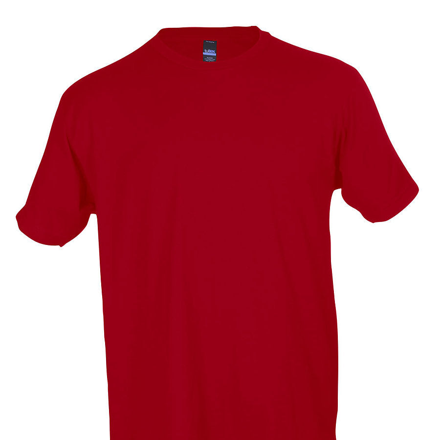 Tultex 202 Adult Crew-Red