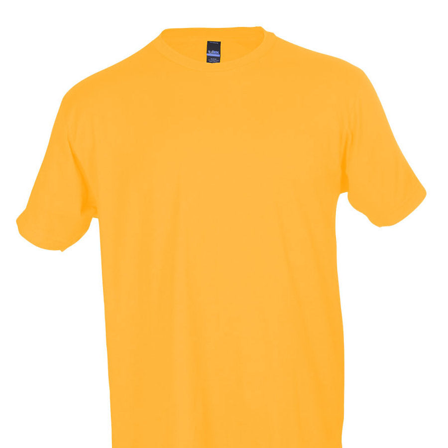 Tultex 202 Adult Crew-Sunshine