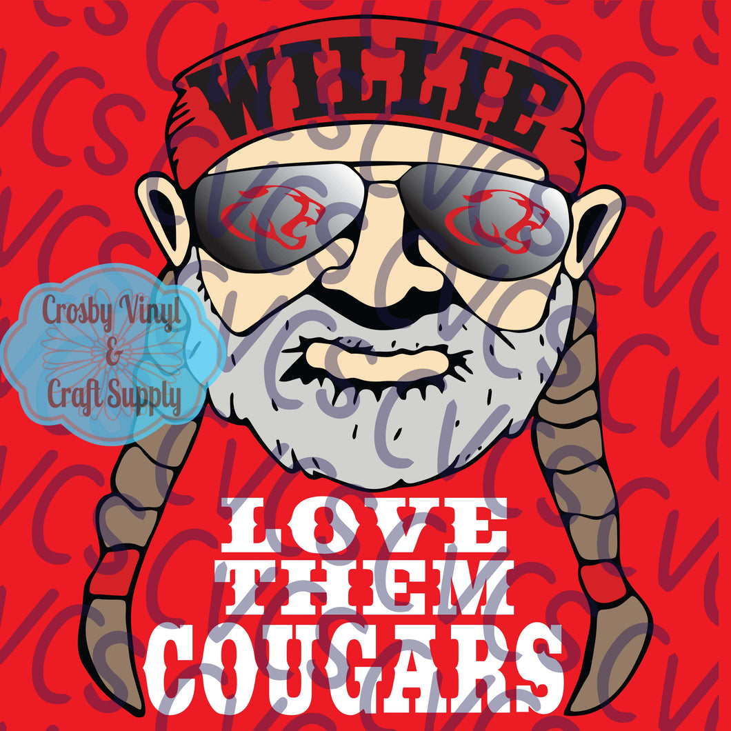 Willie Love Cougars