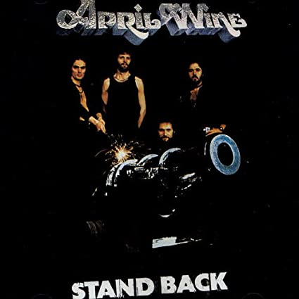 Stand Back CD (1975)