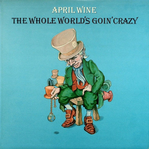 The Whole World's Goin' Crazy CD (1976)